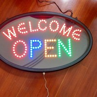 LED screen Electronic word sign neon
