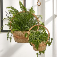 Margot Hanging Planter   Urban Outfitters