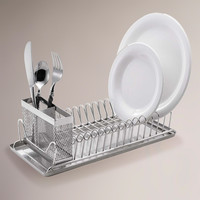 Compact Dish Rack - World Market