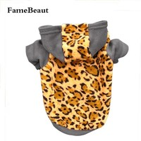 New Autumn Winter Pet Products Dog Clothes Pets Coats Velvet Puppy Dog Clothes Clothes For Dogs