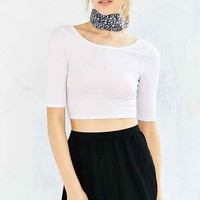 Project Social T Angie Cropped Top