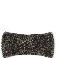 twist knit headband