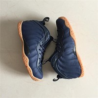 "Air Foamposite One ""Navy Raw"""