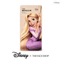 [THE FACE SHOP] Rapunzel Hair Mask Pack (Disney_Princess)