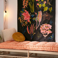 Botanical Chart Tapestry - Urban Outfitters