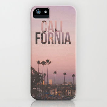 California Love iPhone & iPod Case by Pink Berry Pattern
