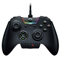 Razer Wolverine Ultimate Chroma- Fully Customizable Gamepad Controller - Interchangeable Analog Sticks & Dpad - Compatible with Xbox One, PC