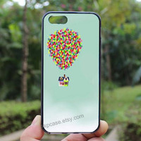 Up,fire balloon,iphone 4 case,iPhone4s case, iphone 5 case,iphone 5c case,Gift,Personalized,water proof