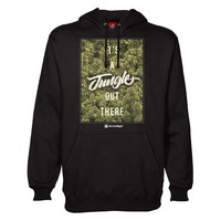 ITS A JUNGLE OUT THERE HOODIE
