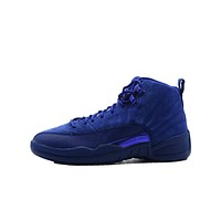 DCCK Air Jordan 12 Retro  Deep Royal