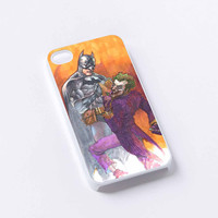 scream joker and batman iPhone 4/4S, 5/5S, 5C,6,6plus,and Samsung s3,s4,s5,s6