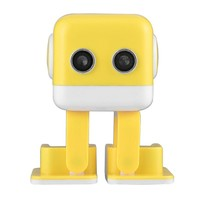 Kids Vocal Toy Cute Smart Home Music Robot Dance Robot Handsfree Bluetooth Stereo Speaker Educational Toy With LED Light