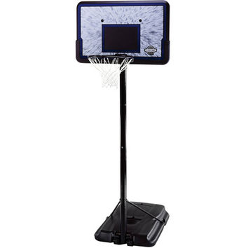 """44"""" Portable Adjustable Height Basketball System, with Backboard"""