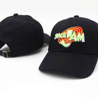 Jordans movie Space jam Embroidered Baseball Cap Hat