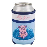 Piglet Can Holder by Lily Grace