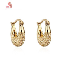 Unique 18K Gold Plated Earrings