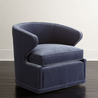 Dyna St. Clair Swivel Chair