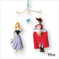 2007 Once Upon a Dream Disney Princess Hallmark Ornament at Hooked on Hallmark Ornaments