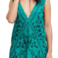 Free People Sweetest Shifty Minidress | Nordstrom