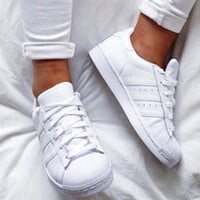 """""""Adidas"""" Women Casual Running Sport Shoes Sneakers"""