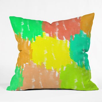 Rebecca Allen Pastel Dreams Throw Pillow