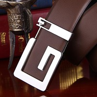 Men's belts Luxury genuine leather for Male casual fashion designer Straps high quality leather waistband