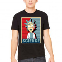 Rick and Morty Science T-Shirt