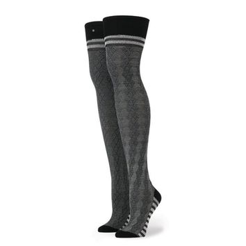 Stance for Women: Fine Line Black