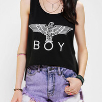 Urban Outfitters - BOY London High/Low Tank Top