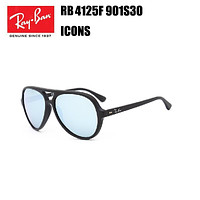 Ray Ban Sunglasses RB4125 CATS5000 RB4125F 901S30
