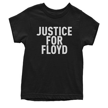 Justice For Floyd Youth T-shirt