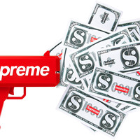 Supreme Supreme®/CashCannon™ Money Gun