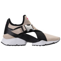 PUMA Muse EOS - Women's - Women's - Shoes - Basketball - Casual - PUMA - Casual Basketball Sneakers - Cement/Cement   Six 02