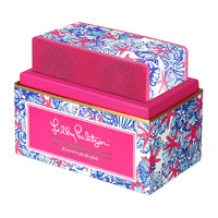 Lilly Pulitzer Wireless Bluetooth Speaker- She She Shells
