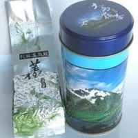 """""""Eagle iRoot""""® Creative NEW SILVER AWARD TAIWAN HIGH MOUNTAIN GREEN TEAS-Alishan Oolong Tea-The climate and Geography of The Region are The Keys to Alishan High Mountain Oolong Tea's Exquisite Taste."""
