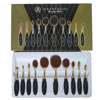 Brushes Tooth Shape Oval Makeup Set Multipurpose