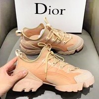DIOR New fashion sports and leisure shoes women