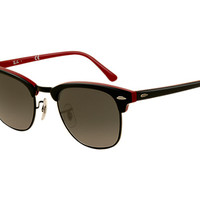 Look who just got this new Ray-Ban CLUBMASTER COLOR MIX