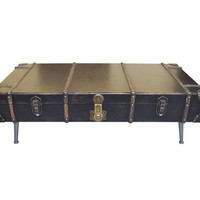 Davy Jones Suitcase Coffee Table