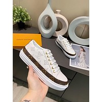 lv louis vuitton womans mens 2020 new fashion casual shoes sneaker sport running shoes 215