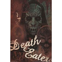 Harry Potter Death Eaters Poster 22x34