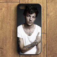 Louis Tomlinson One Direction iPhone 5S Case
