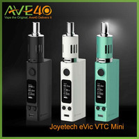 Joyetech Evic VTC Mini Kit VW Vaporizer Ecig Box Mod Kit 60w VS Kanger Subox Mini and Eleaf iStick 100w