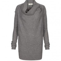 Weave Pullover Dress