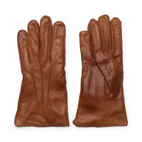 Washed Leather Glove