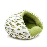 Burger Bed Small Dog Snuggle Bed - Tree by Dogo