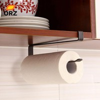 Hanging Kitchen Cupboard Hanging Paper Towel Rack