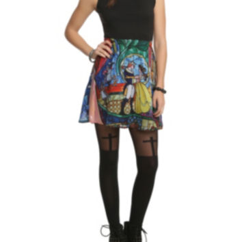 Disney Beauty And The Beast Stained Glass Dress