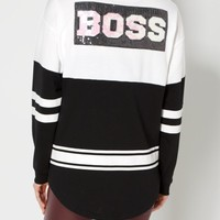 Boss Sequined Sweatshirt | Sweatshirts | rue21