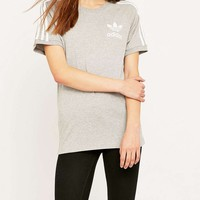 adidas Originals Sports Essential Grey T-shirt - Urban Outfitters